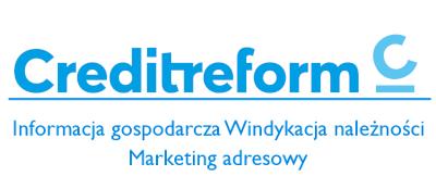 Creditreform, Informacja gospodarcza, Windykacja naleznosci, Marketing adresowy